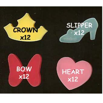 Disney Pin Backs - Disney Character - Princess