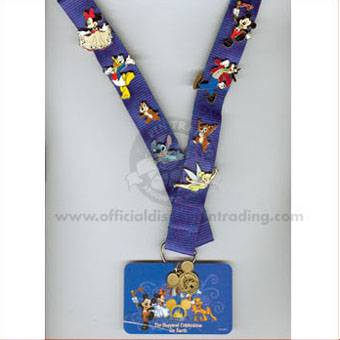 Disney Deluxe Pin Starter Set - Happiest Celebration on Earth