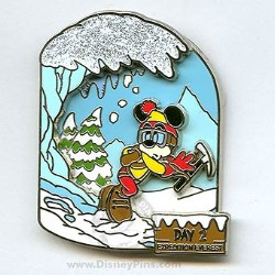 Disney Expedition Everest Pin - Countdown Day 2