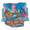 Disney Attraction Pin - Finding Nemo the Musical