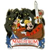Disney Attraction Pin - Maelstrom - Mickey and Minnie