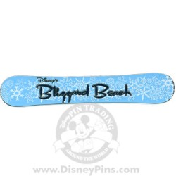 Disney Blizzard Beach Pin - Snowboard
