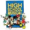 Disney High School Musical Pin - Mickey and the Gang