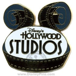 Disney Hollywood Studios Pin - Film Reel