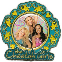 Disney Cheetah Girls Pin - Logo