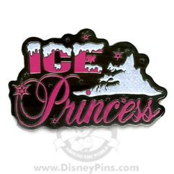 Disney Ice Princess Pin