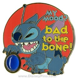 Disney Character Pin - Moods - Stitch