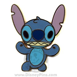 Disney Stitch Pin - Flexible