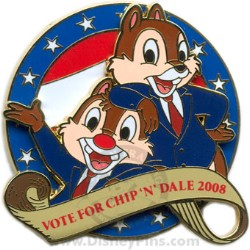 Disney Vote for... 2008 - Chip and Dale