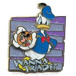 Disney Donald Duck Pin - Wanna Trade