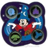 Disney Sorcerer Mickey Pin - Park Icons Spinner