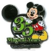 Disney 35th Anniversary Pin - Mickey Mouse