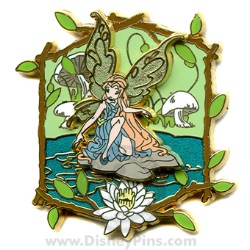 Disney Fairies Pin - Rani