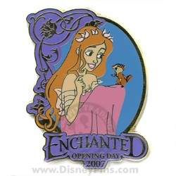 Disney Enchanted Pin - Opening Day