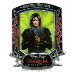 Disney Prince Caspian Pin - Opening Day