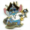 Disney Pirates Pin - Disney Characters - Pirate Stitch