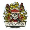 Disney Pirates Pin - Dead Man's Chest - Countdown #1 - Movie Logo