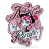 Disney Not Too Cute To Be A Pirate Pin