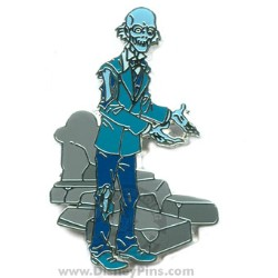 Disney The Haunted Mansion Pin - Master Gracey