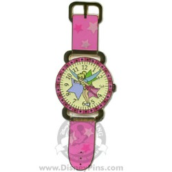 Disney Watches Pin - Tinker Bell