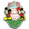 Disney Easter Pin - Mickey Mouse and Minnie Mouse