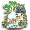 Disney April Fool's Day Pin - Lilo and Stitch