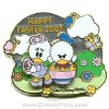 Disney Easter Pin - Donald and Daisy - Cute Characters