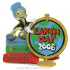 Disney Earth Day Pin - 2008 - Jiminy Cricket