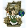 Disney Christmas Pin - Holidays Around The World - Mickey