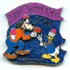 Disney New Year's Eve Pin - Walt Disney World Resort