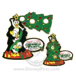 Disney Very Merry Christmas Party 2006 Pin - Nephews
