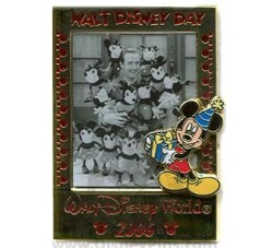 Walt Disney Day Pin - 2006