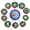 Disney Mystery Tin Pin - Happy Holiday 2008 - Complete 10 Pin Set