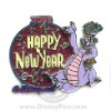 Disney Happy New Year Pin - Figment