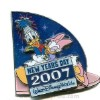 Disney New Year's Day Pin - Donald and Daisy Duck