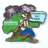 Disney Independence Day Pin - Animal Kingdom Theme Park - Goofy 2006
