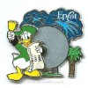 Disney Independence Day Pin - Epcot - Donald Duck