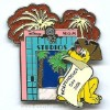 Disney Independence Day Pin - Disney-MGM Studios - Pluto 2006