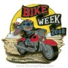 Disney Bike Week Pin - Stitch