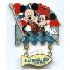 Disney Norway National Constitution Day Pin - Mickey and Minnie