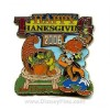 Disney Happy Thanksgiving Pin - 2006 Goofy