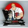 Disney Boss's Day Pin - The Incredibles