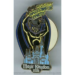 Disney Halloween Party 2005 Pin - Chernabog