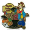 Disney Trick or Treat 2006 Pin - Tigger