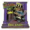 Disney Halloween Party 2006 Pin - Haunted Mansion Stitch