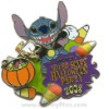 Disney Not So Scary Halloween Party Pin - 2008 - Stitch