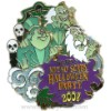 Disney Not So Scary Halloween Party Pin - 2008 - Hitchhiking Ghosts