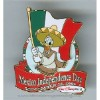 Disney Mexico Independence Day Pin - Donald Duck 2005