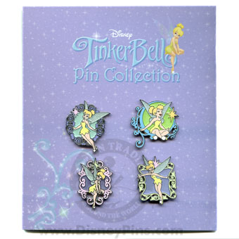 Disney Booster Pin Collection - Tinker Bell