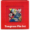 Disney Boxed Set - Tangram Pin Set - Mickey Mouse and Friends